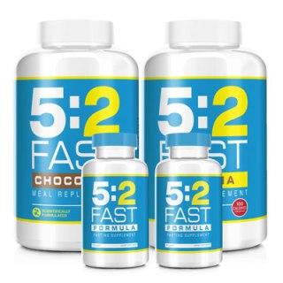 5:2 fast formula